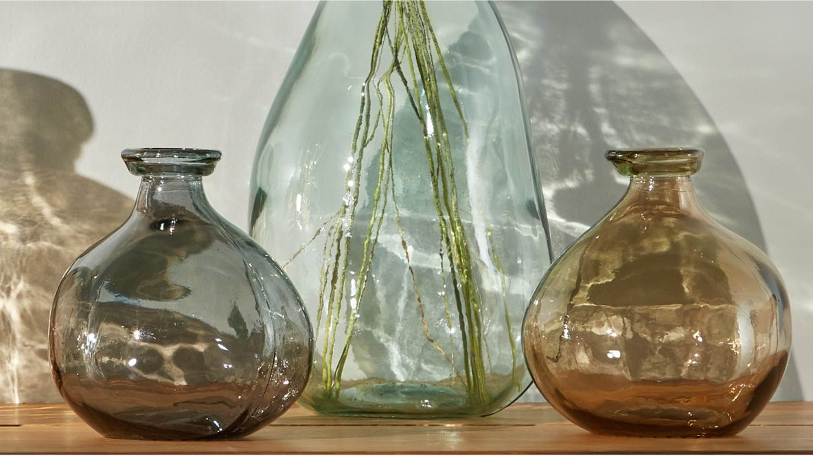 Ideias e dicas sobre o vidro